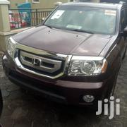 Honda Pilot 2009 Brown | Cars for sale in Lagos State, Ajah