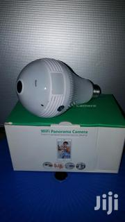 Wifi Spy Bulb Panorama Cctv Camera (360°) | Security & Surveillance for sale in Edo State, Oredo