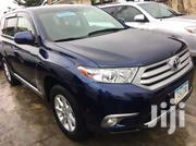 Toyota Highlander 2011 SE Blue | Cars for sale in Oyo State, Ibadan