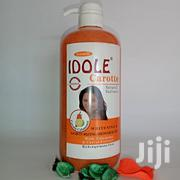 Idole Carrotte Natural Radiance Whitening Moisturizing Shower Bath | Skin Care for sale in Lagos State, Alimosho