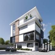 6 Units Of 5 Bedrooms Luxury Detached Houses Which Comes With A BQ. | Houses & Apartments For Sale for sale in Lagos State, Ikoyi