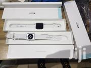 UK Used White Apple Watch Series 3 44mm For Sale | Smart Watches & Trackers for sale in Oyo State, Ibadan North