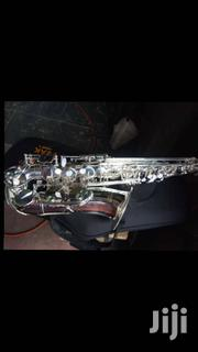 Auto Saxophone (Silver) | Musical Instruments & Gear for sale in Lagos State, Ojo