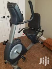 Fairly Used Commercial FREEMOTION Recumbent Bike. | Sports Equipment for sale in Lagos State, Surulere