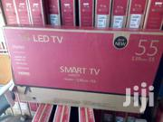 LG Smart TV 55 Inches | TV & DVD Equipment for sale in Lagos State, Ojo
