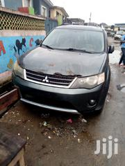 Mitsubishi Outlander 2008 Gray | Cars for sale in Lagos State, Surulere