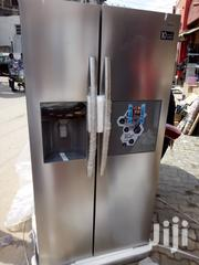 Midea Side By Side Fridge With Bar & Water Dispenser | Kitchen Appliances for sale in Lagos State, Ikoyi