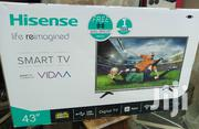 Hisense 43 Inches Smart Television | TV & DVD Equipment for sale in Lagos State, Lagos Mainland