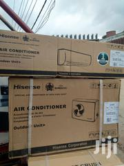 Brand New Hisense 1 HP Split Air Conditioner With One Year Warranty | Home Appliances for sale in Lagos State, Ojo