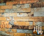 Yellow 3D Brick Wallpaper | Home Accessories for sale in Abuja (FCT) State, Asokoro