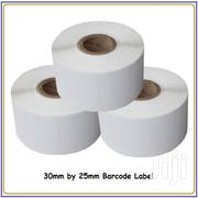30mm By 25mm Barcode Label | Stationery for sale in Lagos State, Ikeja