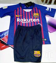 Kids Barcelona Jersey   Sports Equipment for sale in Lagos State, Ikoyi