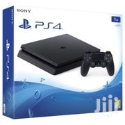 Playstation 4 1TB Console - Jet Black | Video Game Consoles for sale in Lagos State, Surulere