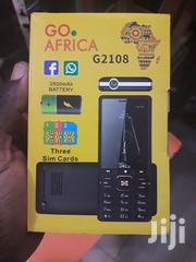 Go Africa G2108 Three SIM Phone | Accessories for Mobile Phones & Tablets for sale in Lagos State, Ikeja