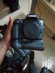 Canon EOS 80D Body + Battery Grip + 2 Batteries + Bag   Photo & Video Cameras for sale in Lagos State, Ajah