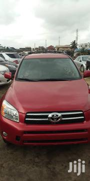 Toyota RAV4 2008 3.5 Sport Red   Cars for sale in Lagos State, Amuwo-Odofin
