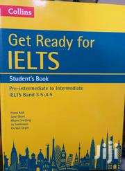Get Ready For IELTS | Books & Games for sale in Lagos State, Lekki Phase 1