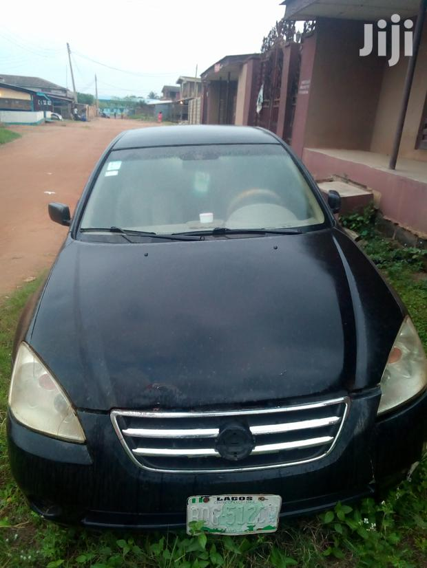 Archive: Nissan Altima 2003 Automatic Black