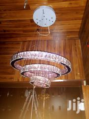 Led Dubai Crystal Chandelier With Remote Control and Multiple Colors | Home Accessories for sale in Lagos State, Victoria Island