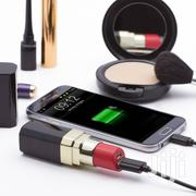 Lipstick Shape Power Bank | Accessories for Mobile Phones & Tablets for sale in Lagos State, Lagos Island
