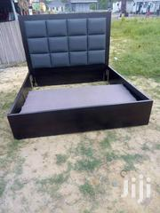 Bedframe With Padded Headrest | Furniture for sale in Lagos State, Ajah