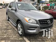 Mercedes-Benz M Class 2012 Silver | Cars for sale in Lagos State, Lekki Phase 1