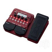 Zoom B1X Four Bass Multi-effects Pedal With Expression Pedal | Musical Instruments & Gear for sale in Delta State, Sapele