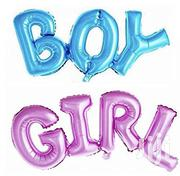 Baby Shower Foil Balloons | Party, Catering & Event Services for sale in Lagos State, Yaba