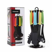 Kitchen Spoons Cooking Utensils Set – 6 Pcs | Kitchen & Dining for sale in Lagos State