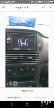 Honda Pilot Car DVD And Reverse Camera With Bluetooth, USB And SD Card | Vehicle Parts & Accessories for sale in Lagos State, Oshodi-Isolo