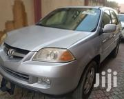Acura MDX 2004 Sport Utility Silver | Cars for sale in Lagos State, Lekki Phase 1