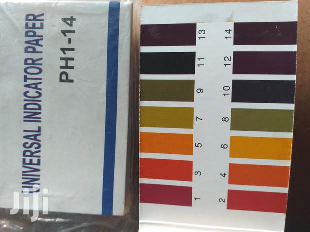 Archive: Ph Test Strip In Ibadan