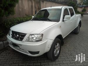 Tata Safari 2015 White
