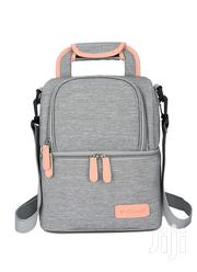 V-cool Cooler/Lunch Bag-grey | Babies & Kids Accessories for sale in Lagos State, Ikeja