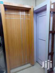 Solid Mdf Door With Alluminum Chrome | Doors for sale in Lagos State, Mushin