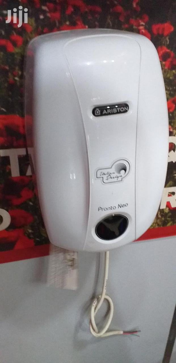 Instant Water Heater