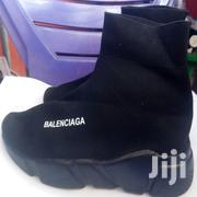 Fashion Balenciaga Sneakers Walking Shoes Black | Shoes for sale in Lagos State, Surulere