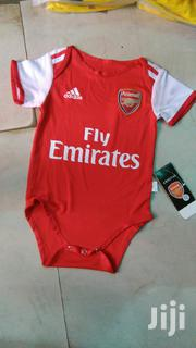 2019/20 Arsenal Kids Pine Down Jersey | Children's Clothing for sale in Lagos State, Lagos Island
