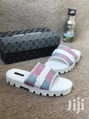 Designer Louise Vuitton Slippers | Shoes for sale in Lagos State, Lagos Island