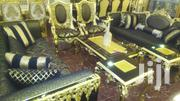 Vip Royal Executive Chair Turkey. With Center Table and 2 Side Stools. | Furniture for sale in Imo State, Mbaitoli