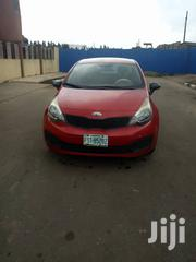 Kia Rio 2012 Red | Cars for sale in Lagos State, Ikeja