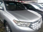Toyota Highlander 2012 Silver | Cars for sale in Lagos State, Lekki Phase 1
