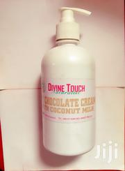 Chocolate Cream With Coconut Milk 500ML | Skin Care for sale in Lagos State, Alimosho