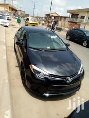 Toyota Corolla 2016 Black | Cars for sale in Lagos State, Isolo