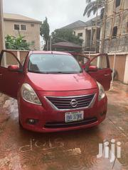 Nissan Almera 2013 Red   Cars for sale in Abuja (FCT) State, Gwarinpa