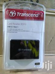 Transcend Card Reader RDF9   Computer Accessories  for sale in Lagos State, Ikeja