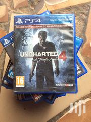 Uncharted 4 A Thief'S End Ps4 Cd | Video Games for sale in Abuja (FCT) State, Gwarinpa