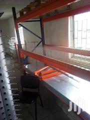 Heavyduty Pallet Rack With Eye Glasses Shelve | Building Materials for sale in Lagos State, Agboyi/Ketu