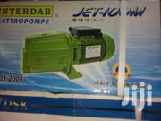 Interdab Eletric Water Pump Engine 1hp | Plumbing & Water Supply for sale in Lagos State, Ojo
