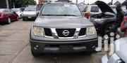 Nissan Frontier 2005 Automatic Gray | Cars for sale in Lagos State, Ojodu